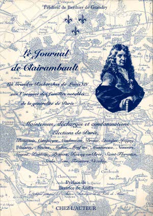 Le journal de Clairambault
